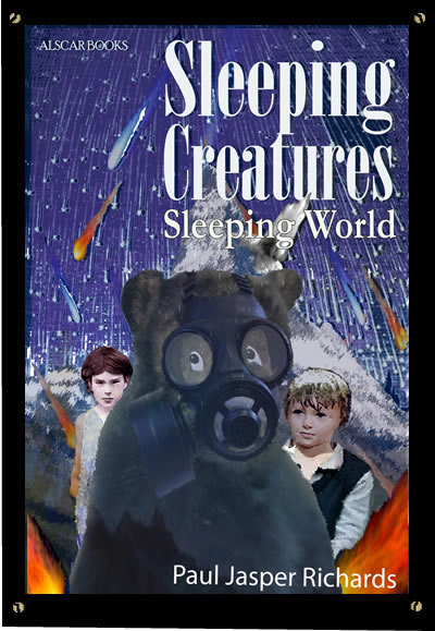 Front cover sleeping creatures